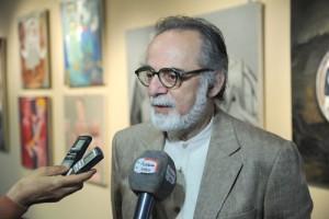 معلا: الفنان السوري يمتاز بجده وله مكانة متميزة ببلده وخارجها